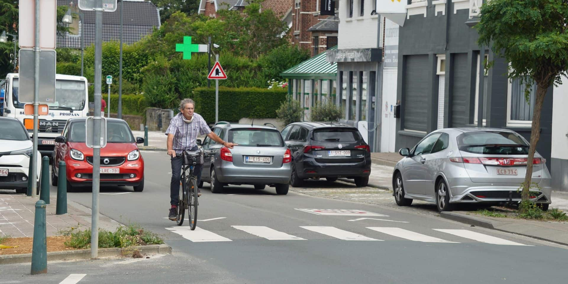 Davantage de cyclistes accidentés sur les routes du BW