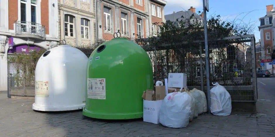 Namur, plus propre ensemble