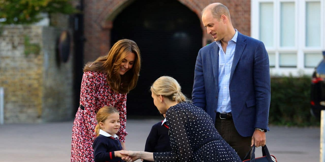 Kate Middleton: cet adorable tic dont la princesse Charlotte a hérité - dh.be
