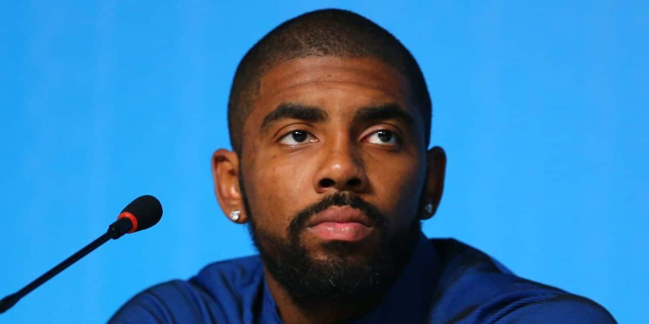 NBA: Kyrie Irving et Brooklyn à l'amende pour avoir boudé les médias