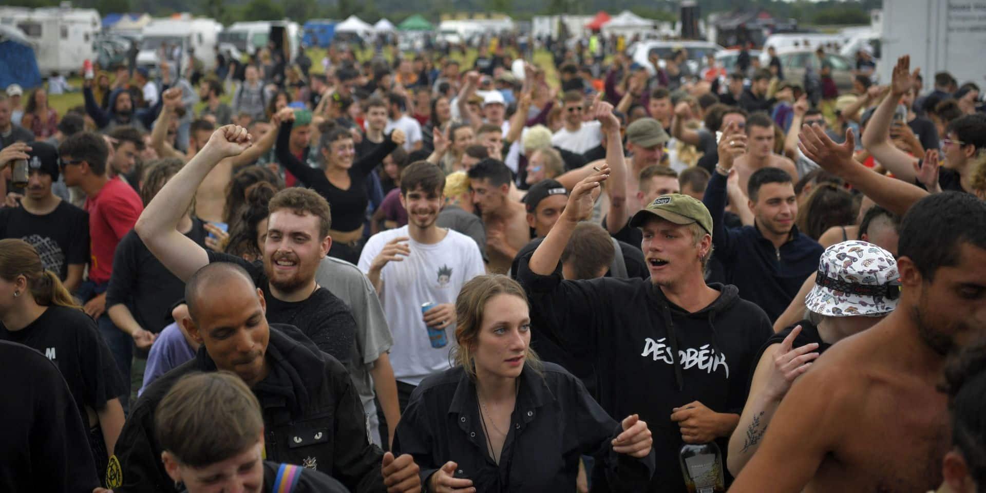 Rave party en Bretagne: cinq personnes en garde à vue