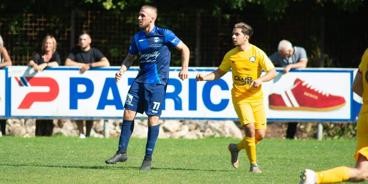 """Marvin Vanhorick (Gilly): """"Le collectif passe avant moi"""""""