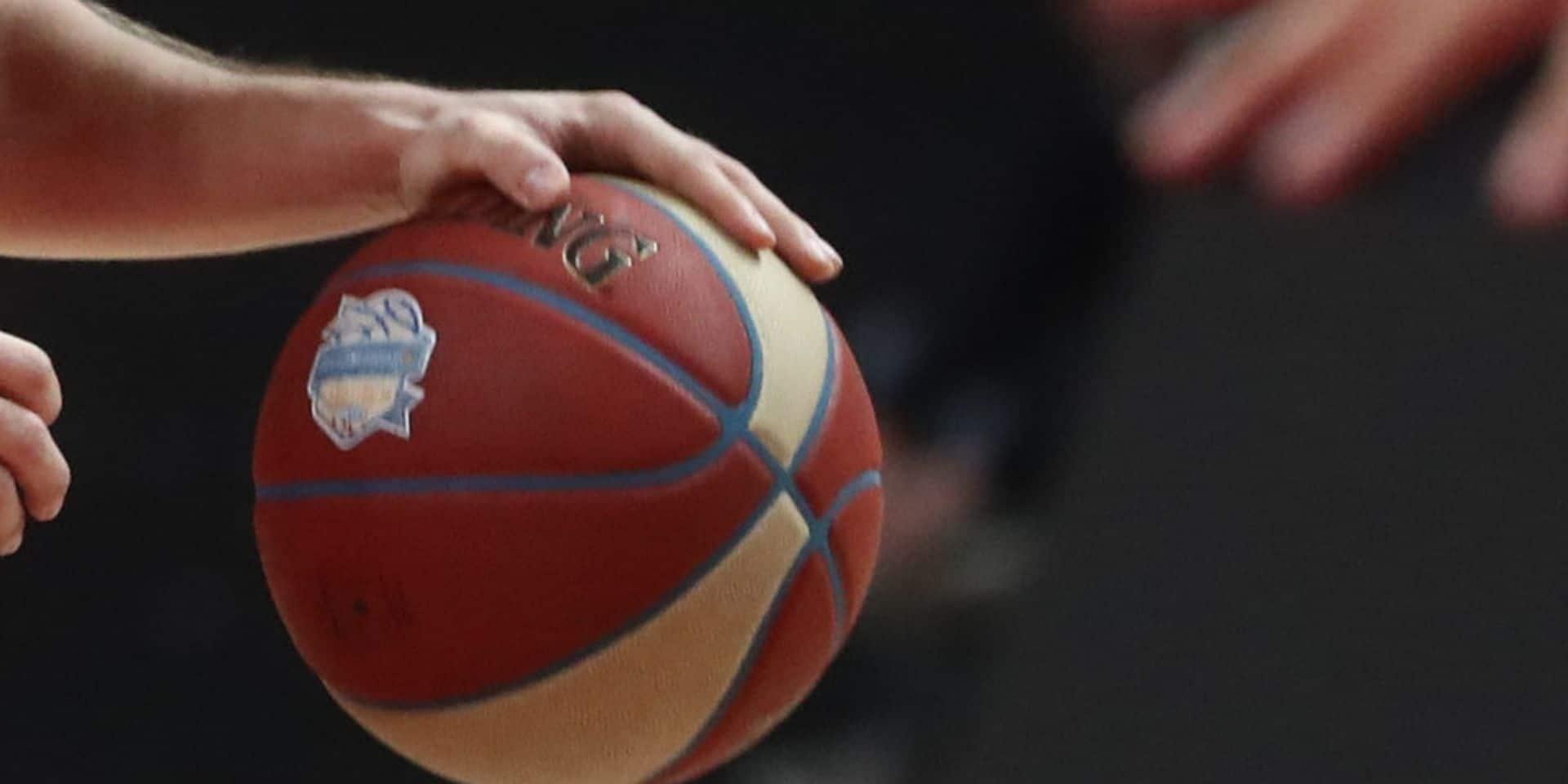 Basket: Gembloux en D3, avant le Royal IV?
