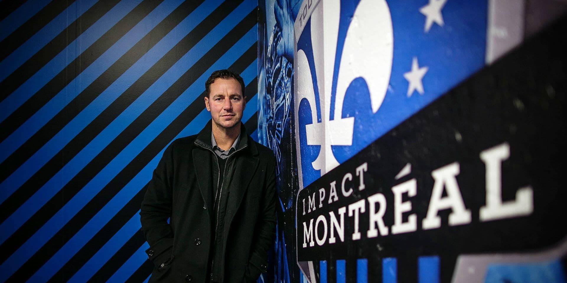 """Après sa première année en MLS, Olivier Renard revient sur son départ du Standard: """"Je n'ai jamais regretté mon choix"""""""