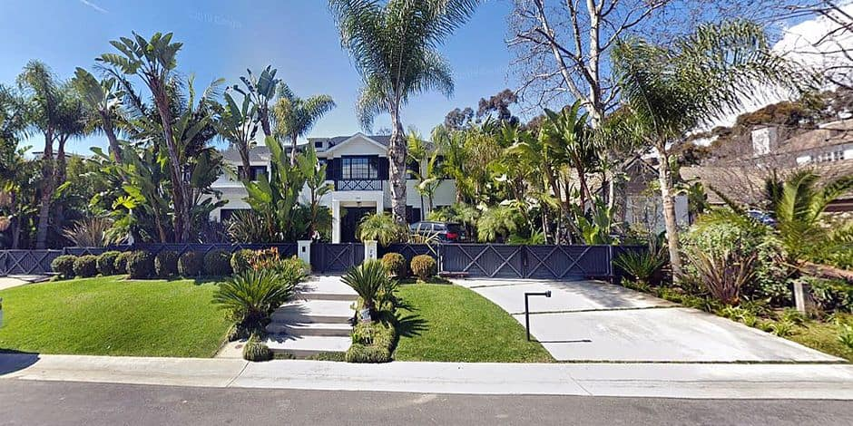 La villa de Johnny Hallyday à Los Angeles a trouvé preneur - dh.be