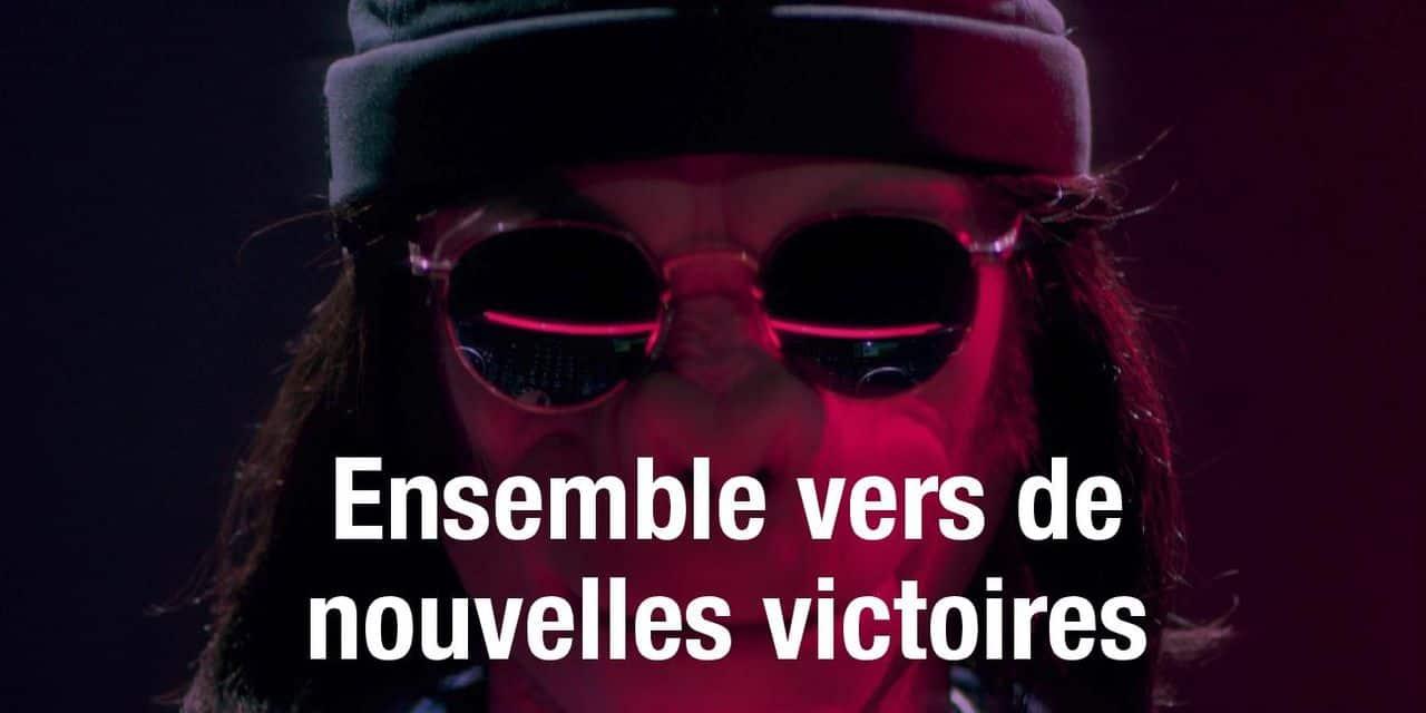 Découvrez l'hymne des supporters by Kid Noize !