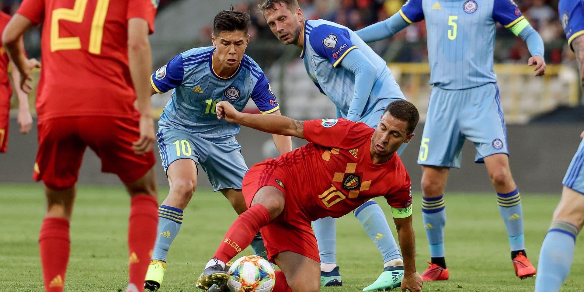 On refait Belgique-Kazakhstan en trois questions