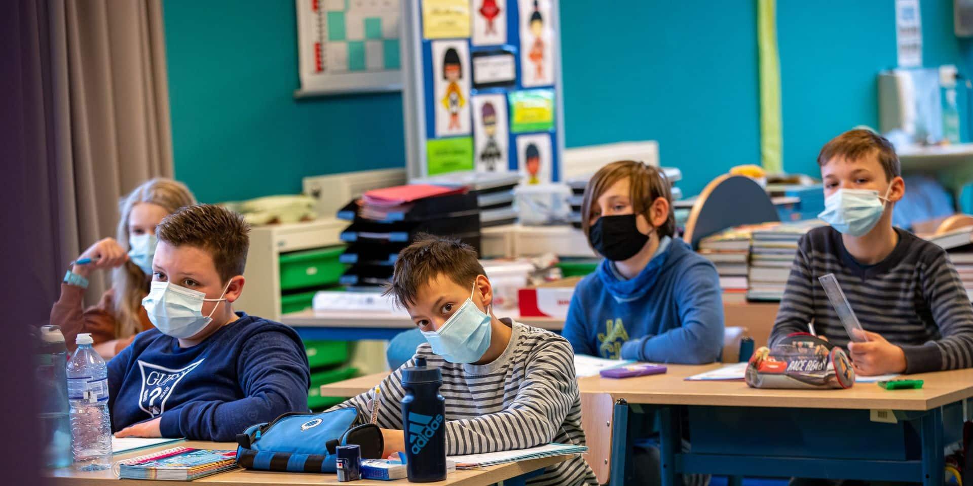 Ecoles fermées: concrètement, comment les garderies vont-elles fonctionner et pour qui?
