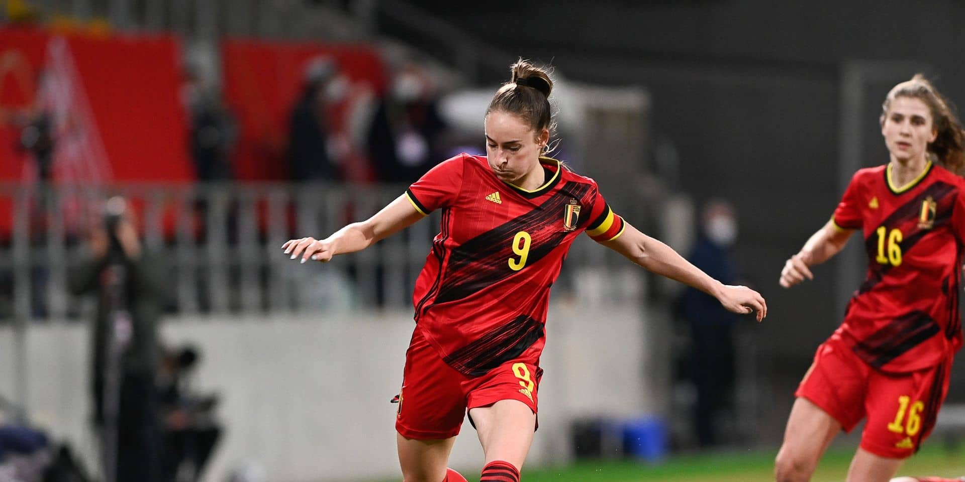Les Red Flames s'inclinent 2-0 en Allemagne en match amical