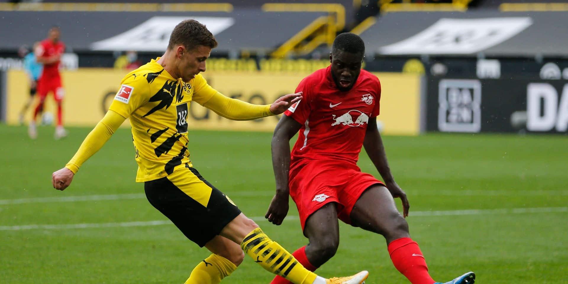 Le Borussia Dortmund peut rêver d'un retour inespéré