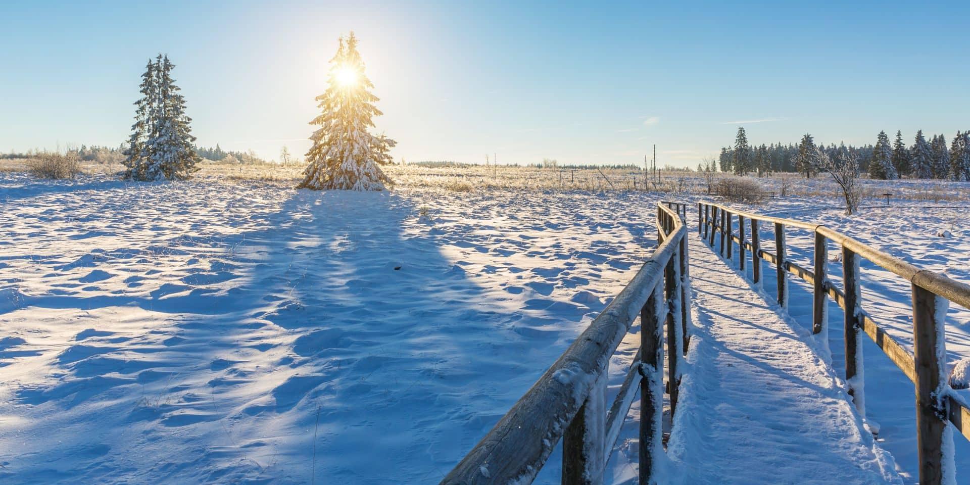Le retour de la neige ce mardi: voici où et quand les flocons devraient tomber