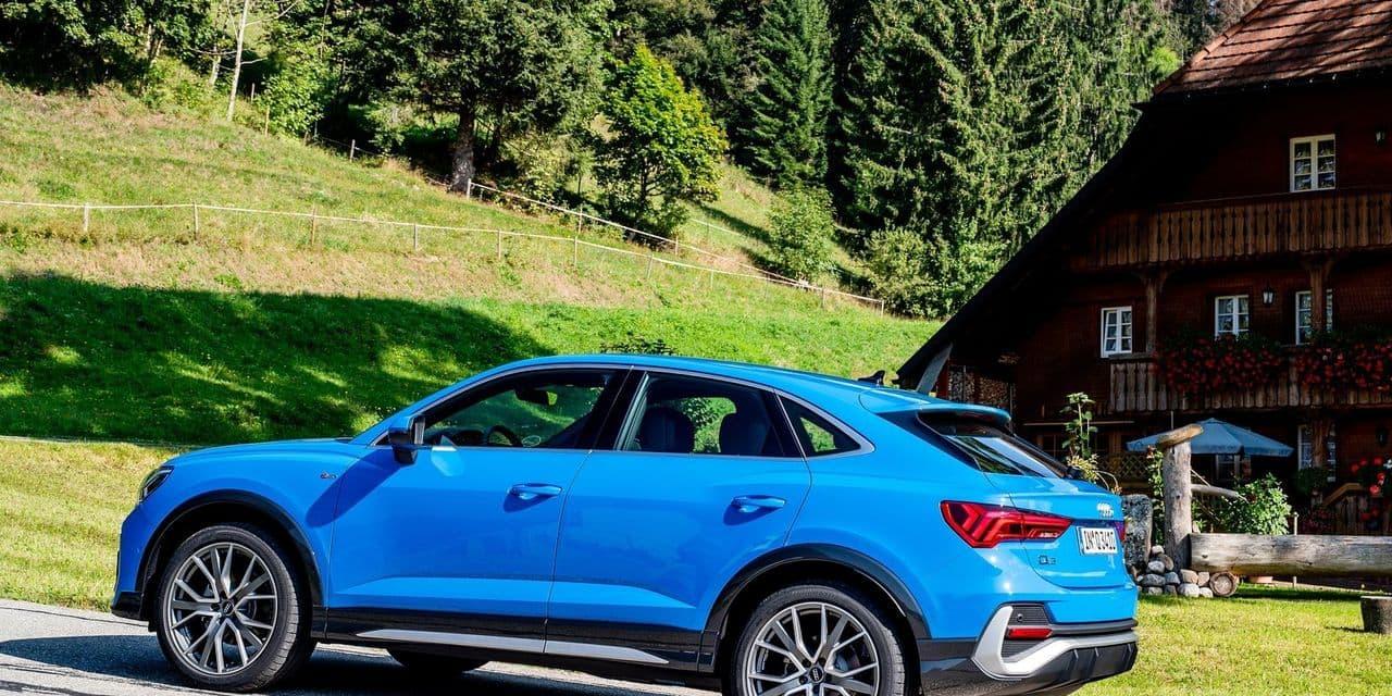 Essai Auto : Audi Q3 Sportback, un SUV, oui mais coupé !