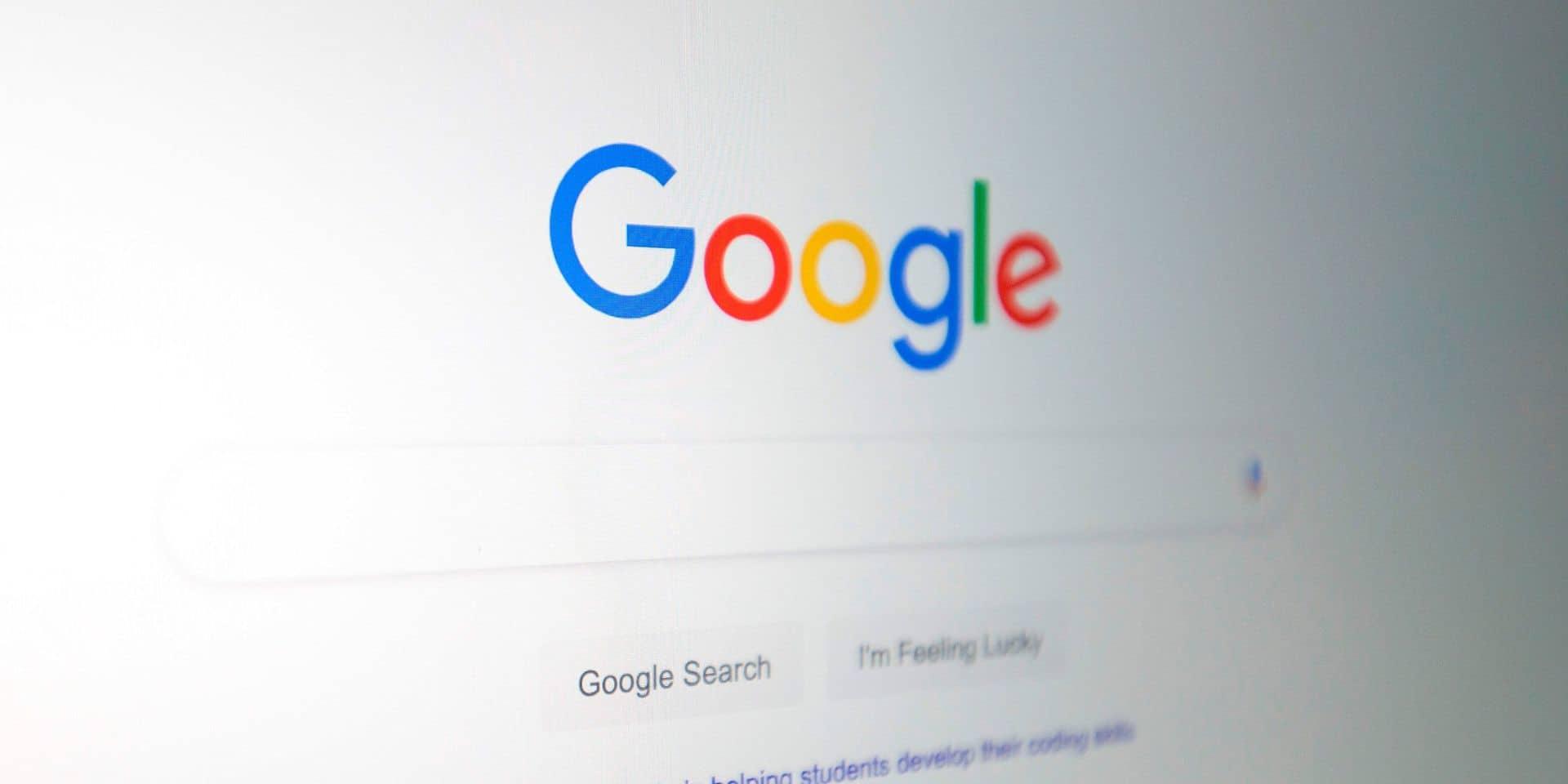 Qui est cet inventeur belge à qui Google rend hommage?