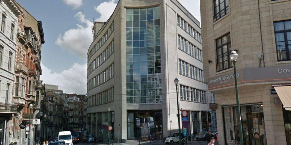Bruxelles-Ville : Une pétition contre la démolition du bâtiment Belgacom