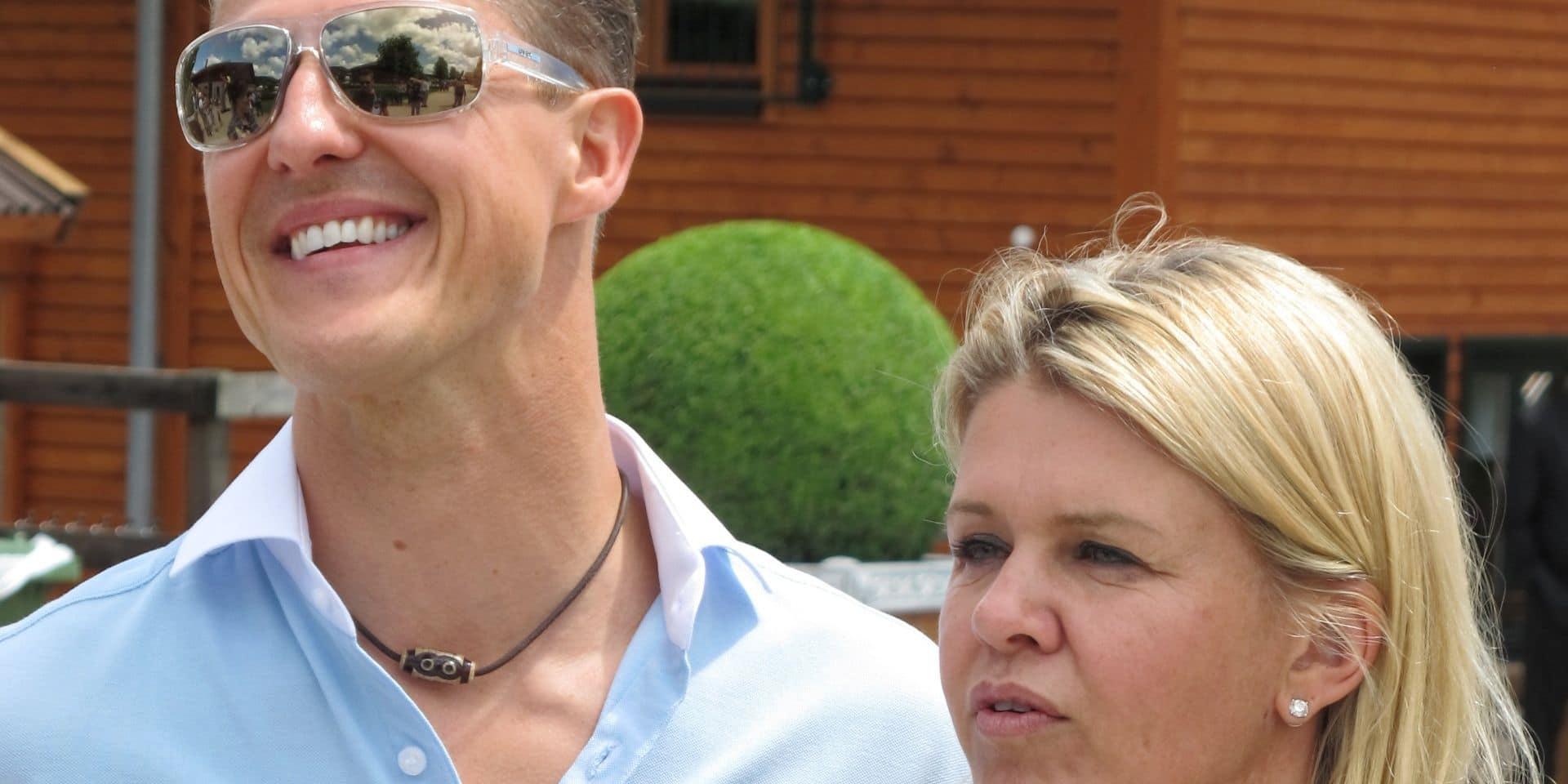 La famille Schumacher vend sa gigantesque villa située à Gland