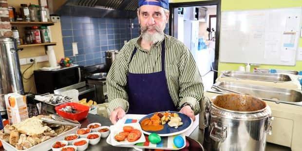 Restos sociaux : Un repas pour 2 € à Bruxelles, c'est possible !