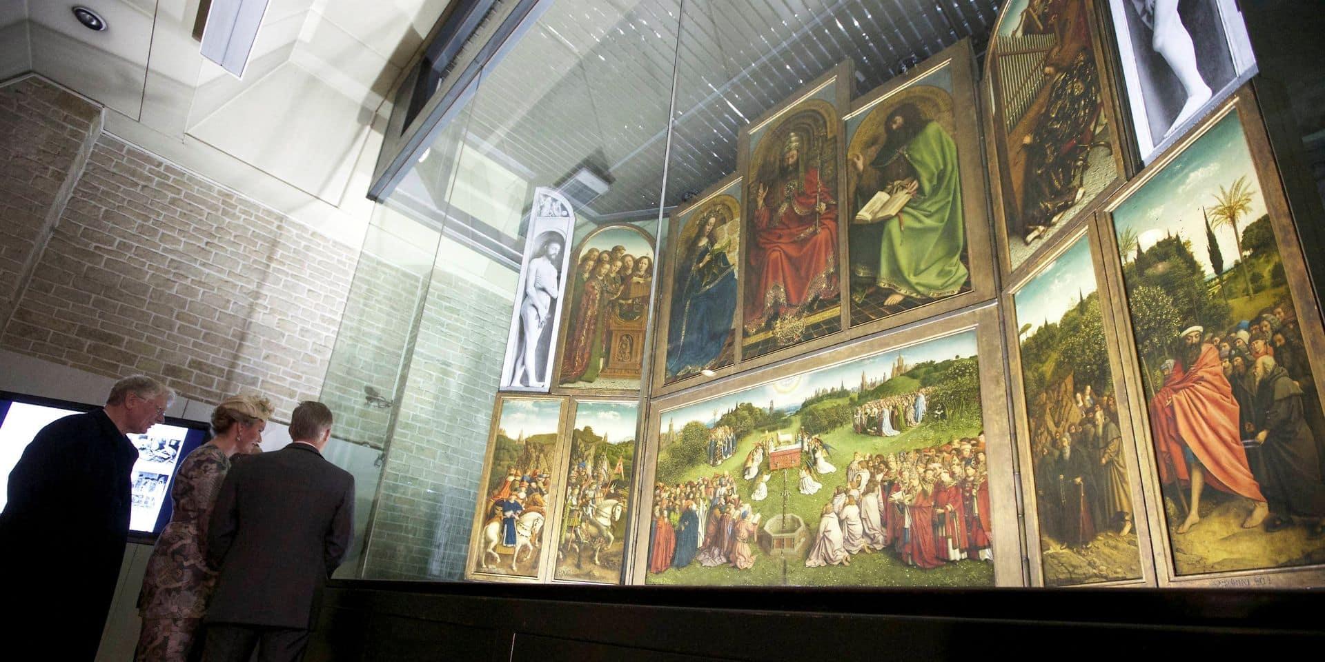 Voyage fascinant au cœur des tableaux du grand Jean Van Eyck
