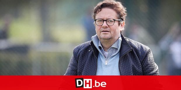 Anderlecht's chairman Marc Coucke pictured during an open training session of Jupiler Pro League team RSCA Anderlecht, at their training facilities in Neerpede, Saturday 14 April 2018. BELGA PHOTO VIRGINIE LEFOUR