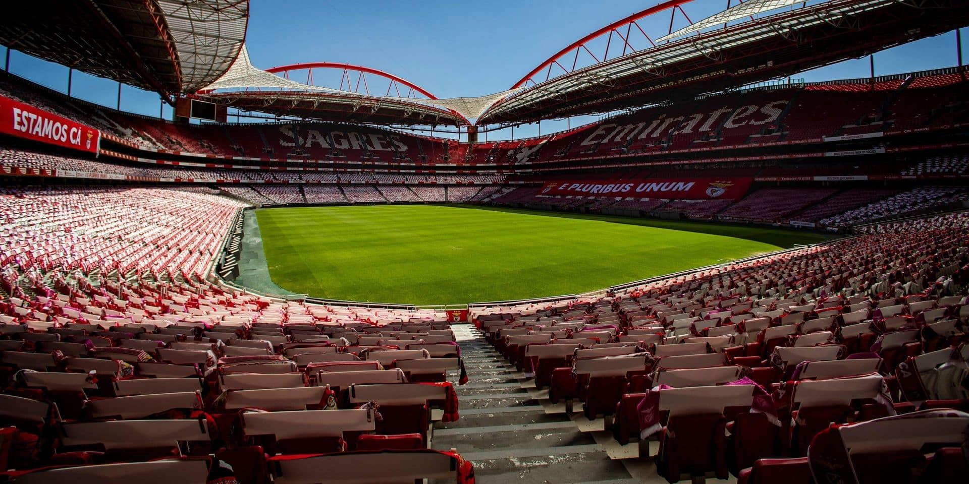 L'UEFA garde confiance pour sa finale à Lisbonne malgré un nouveau confinement