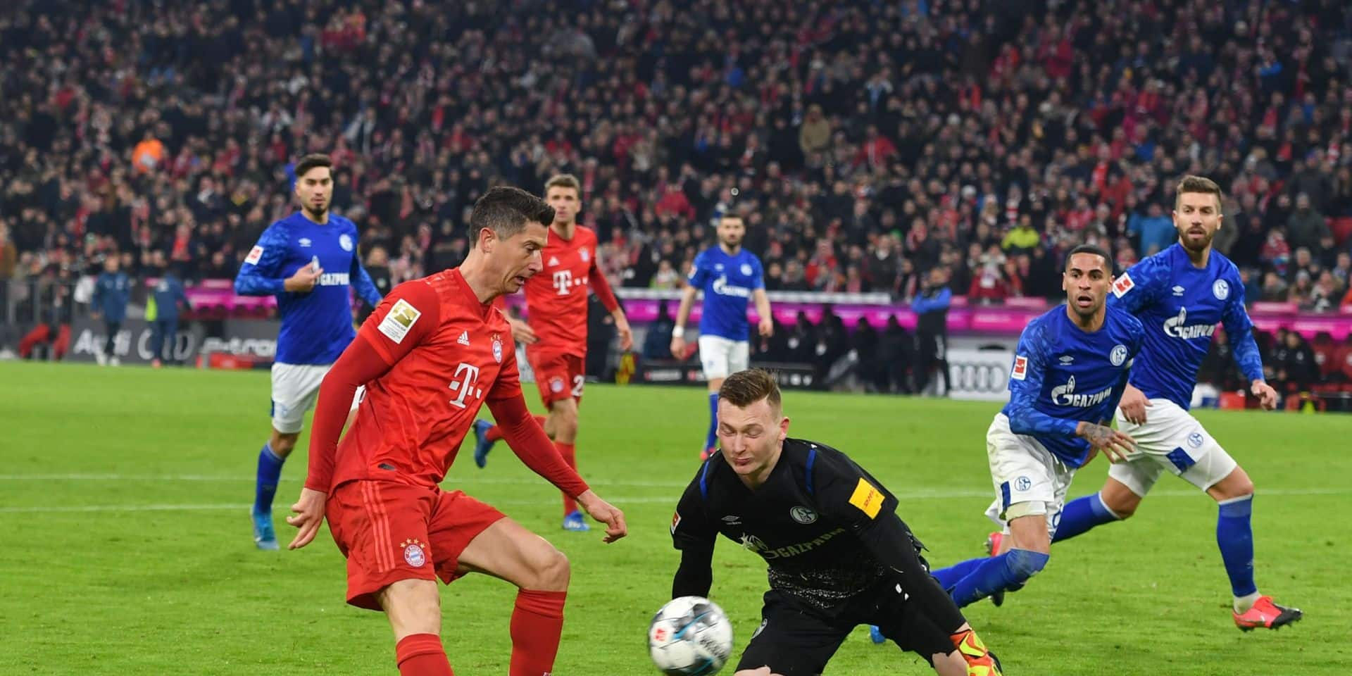 La Ligue allemande de football exclut de prolonger sa saison après mai