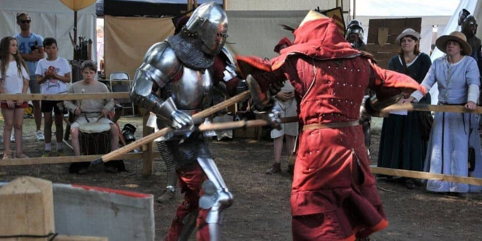 """Verviers : la foire médiévale """"Au fil de l'épée"""" revient les samedi 10 et dimanche 11 juillet"""