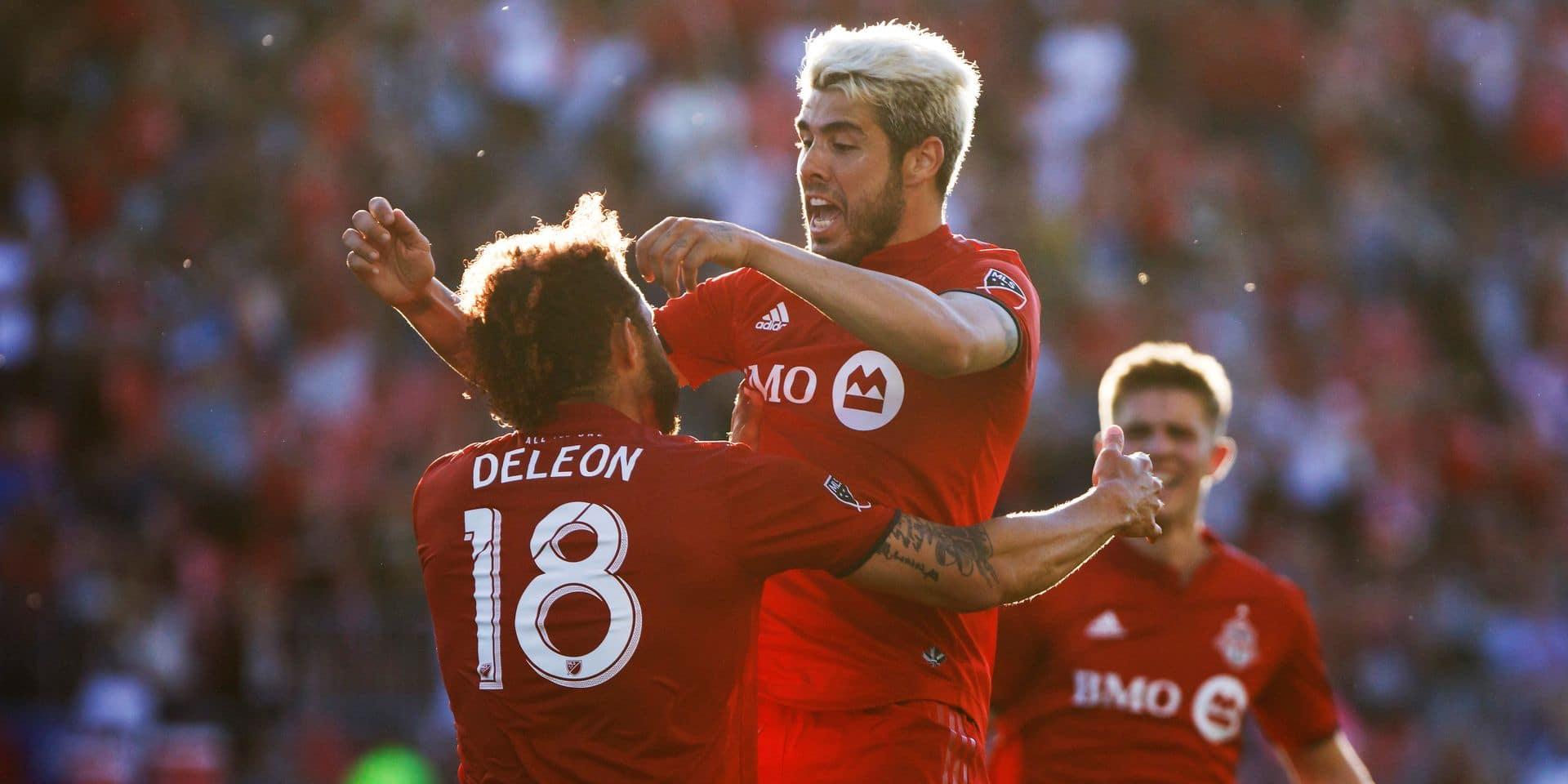 Belges à l'étranger : Toronto, avec Ciman et Pozuelo, arrache le nul malgré deux penalties pour Kansas City