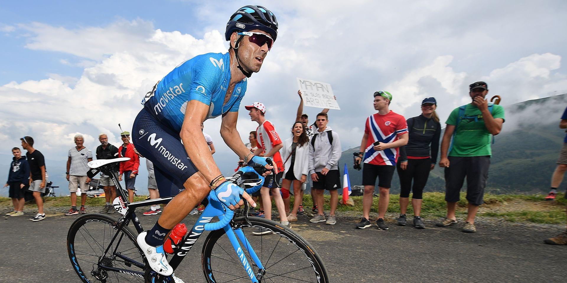 A 40 ans, Alejandro Valverde en veut encore !
