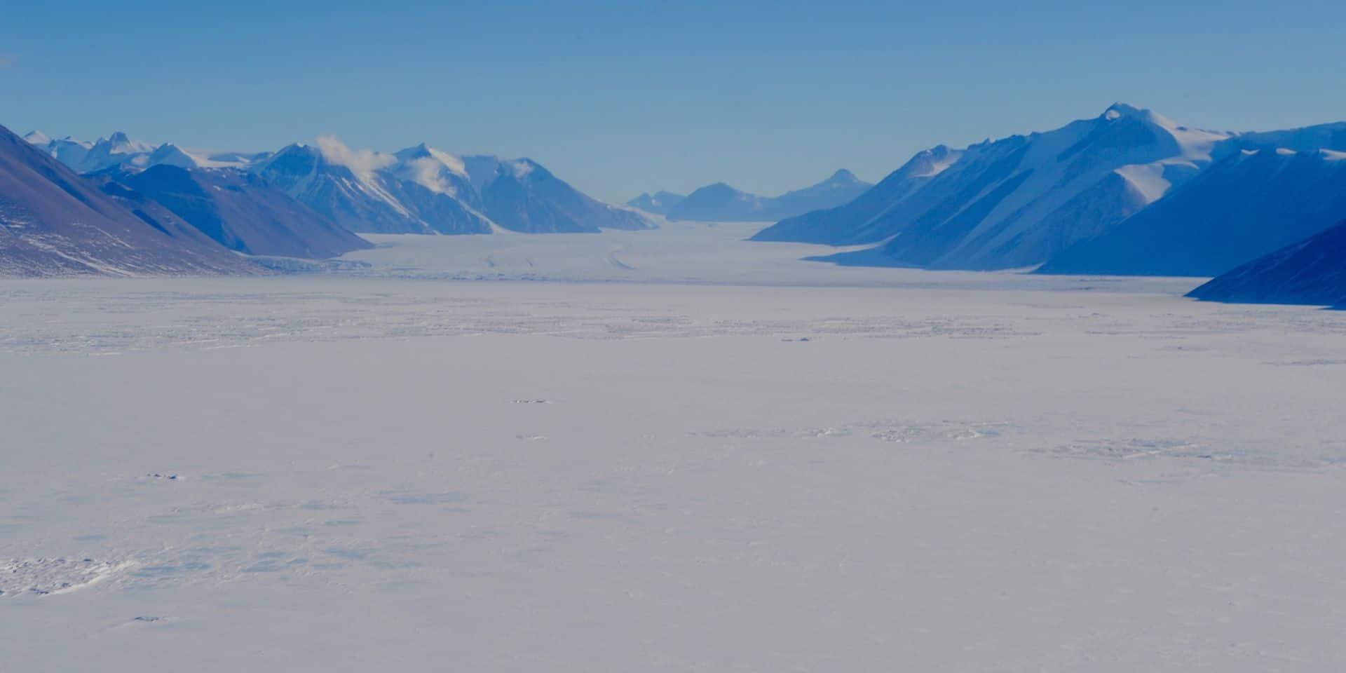 Réchauffement 3 fois plus rapide au Pôle Sud que dans le reste du monde