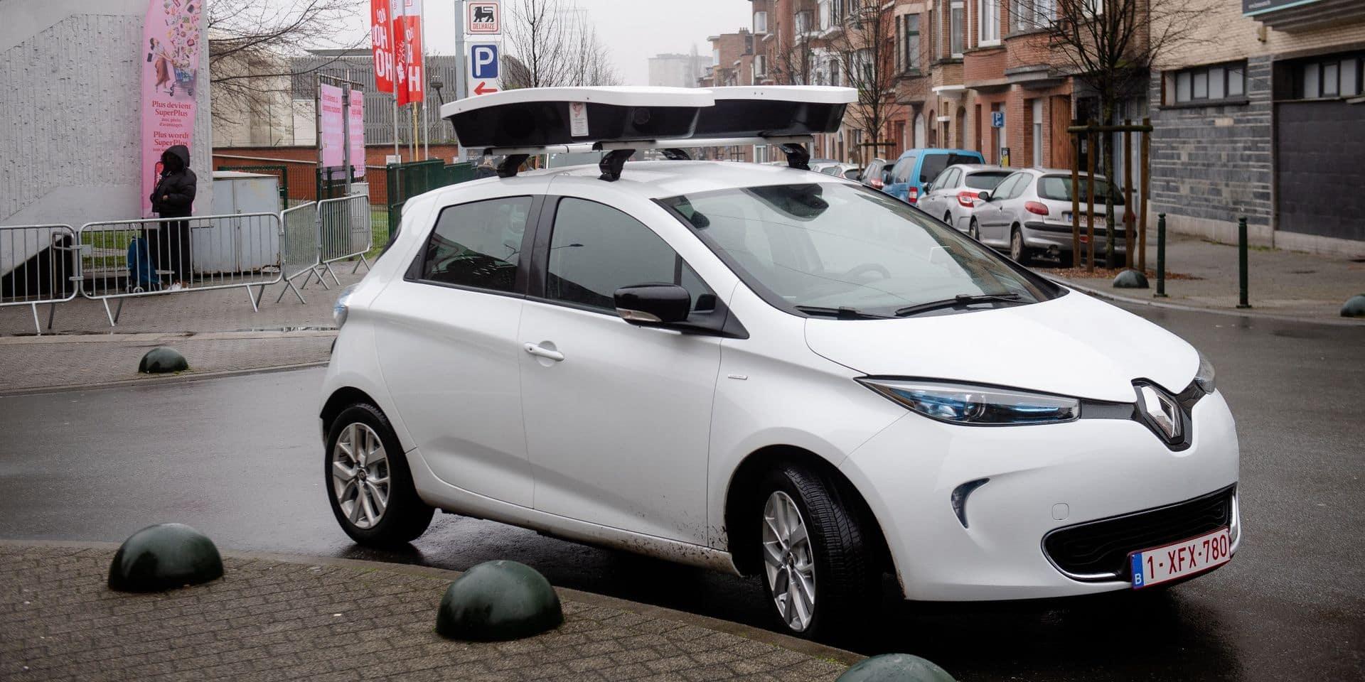 """""""Les scancars carburent avec une efficacité redoutable"""": le nombre d'amendes a explosé à Bruxelles !"""