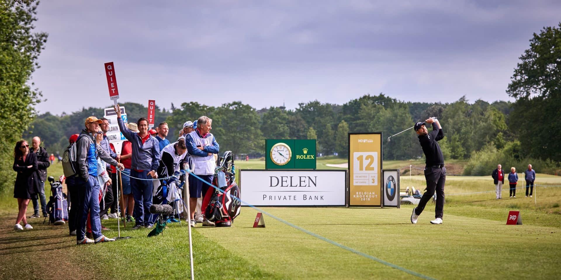 C'est la troisième fois qu'un tournoi de l'European Tour se déroulera à Rinkven.