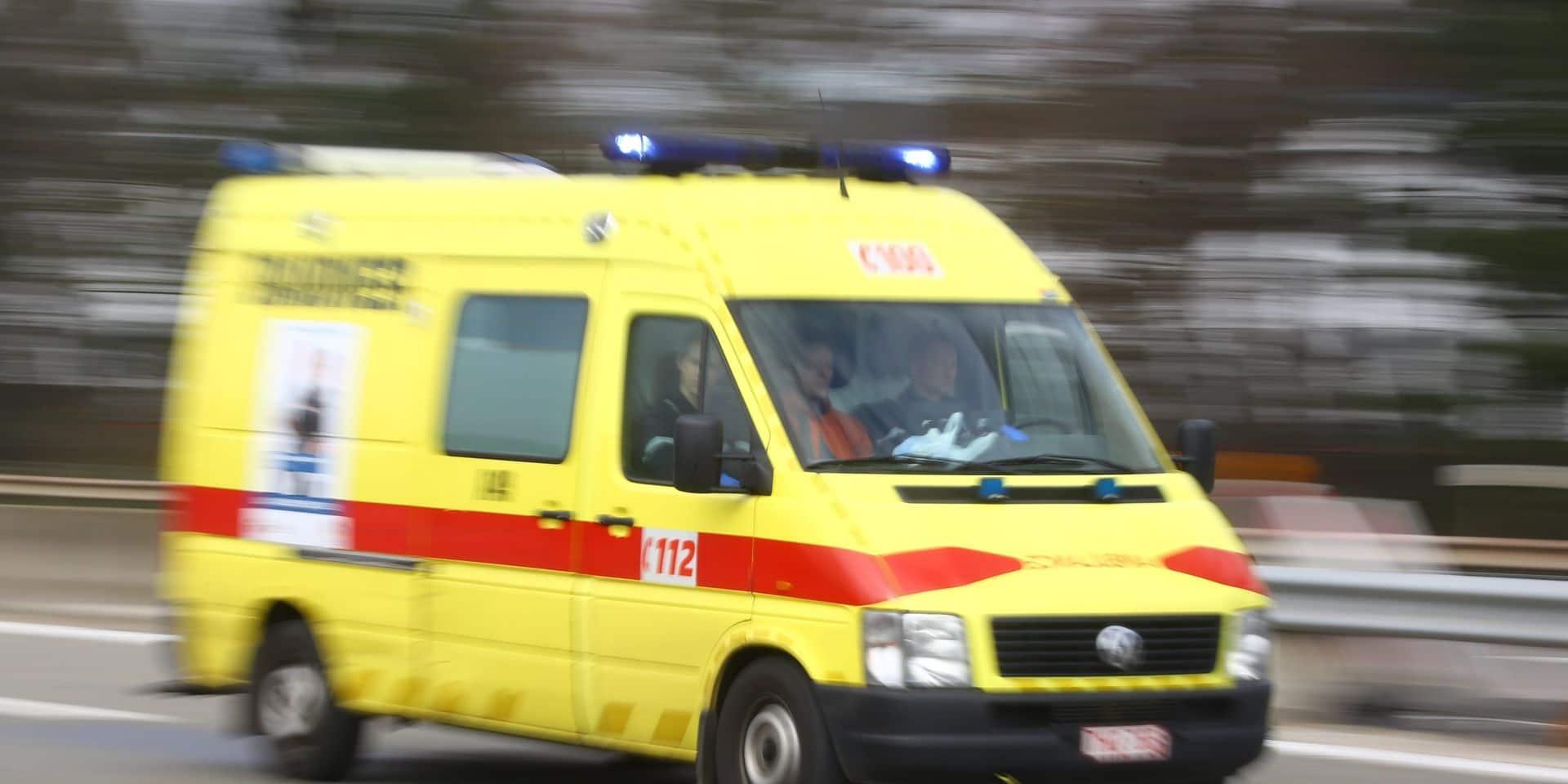 Un trentenaire se noie accidentellement dans la Lesse