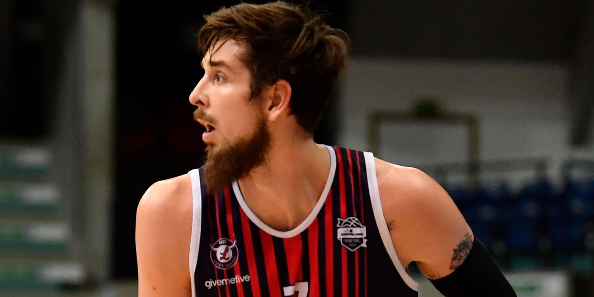 Euromillions Basketball League: Troisième victoire pour Liège, le Brussels surpris par Malines