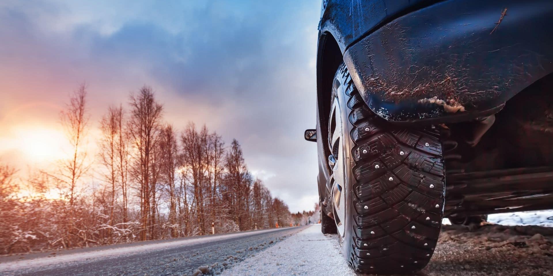 Météo: un temps (un peu) moins froid mais des routes toujours glissantes