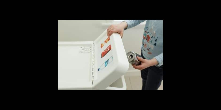 Wallonie picarde : Tous les emballages plastiques ménagers triés dans les PMC sont tous recyclés en...