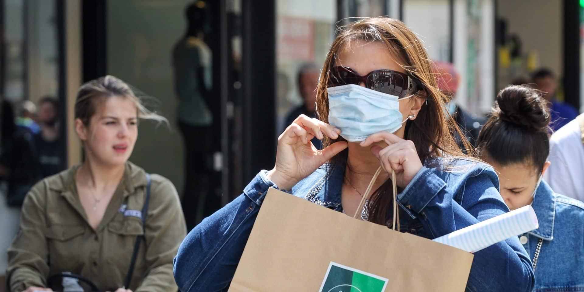 Masque obligatoire: un budget qui peut grimper jusqu'à 200 euros par mois ! (COMPARATIF)