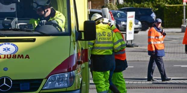 Grave accident de la circulation à Leuze-en-Hainaut - La DH