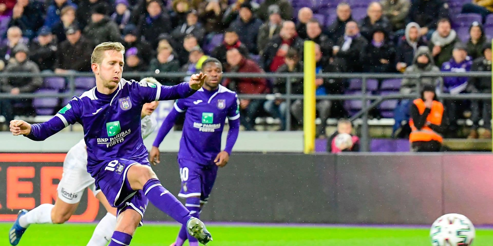 RSC Anderlecht v AS Eupen - Jupiler Pro League