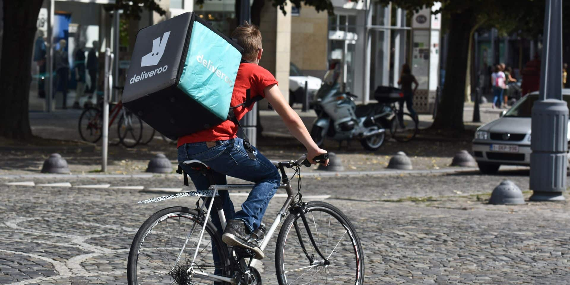 Liège - Pizza - Deliveroo