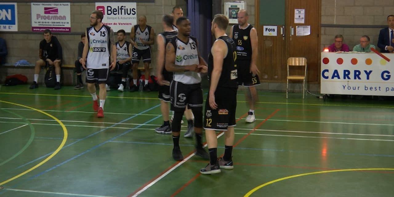 Basket-ball: Nouvelle victoire de Ninane en coupe de Belgique, SFX forfait