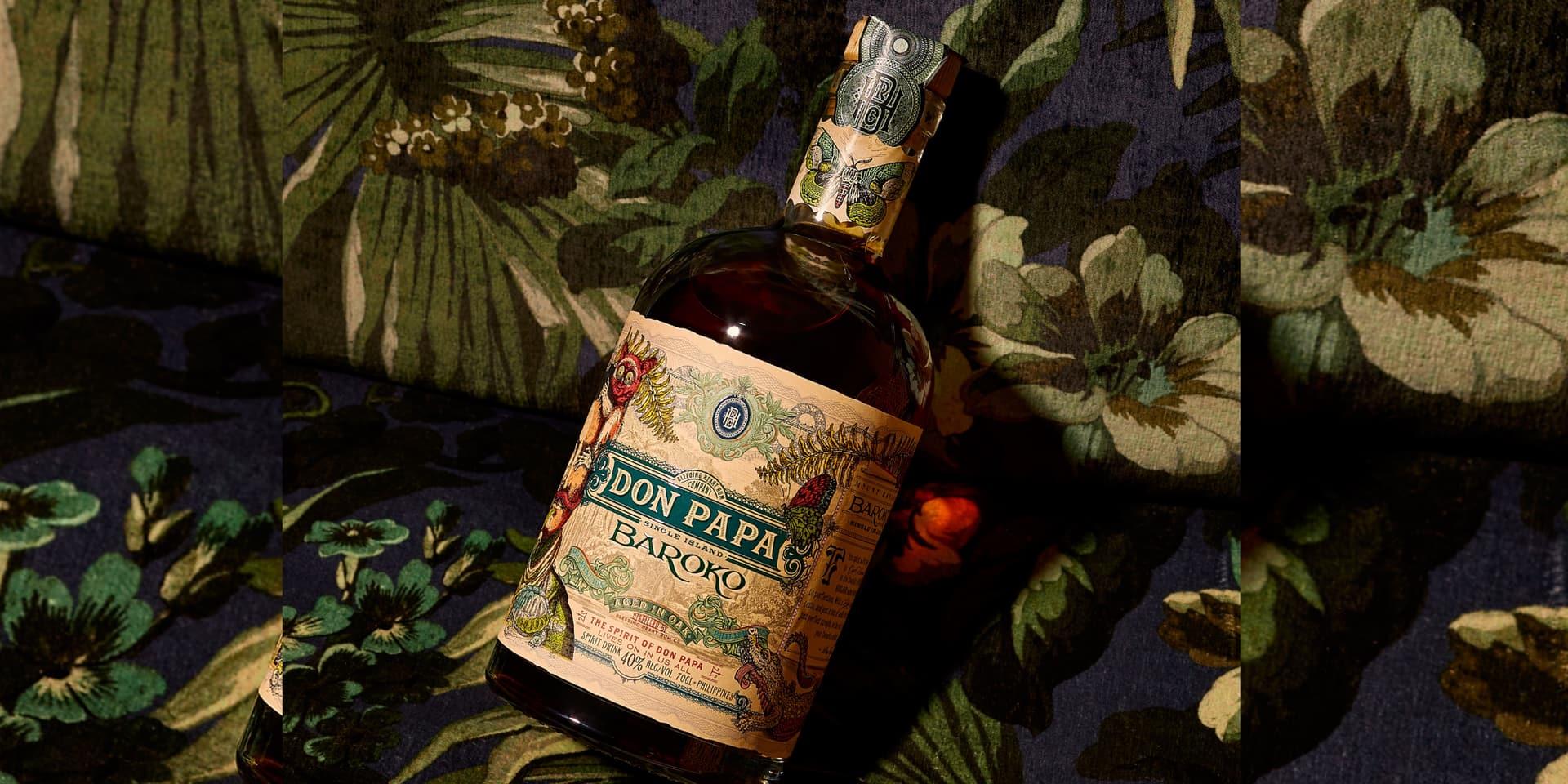 """Concours : remportez une bouteille de rhum Don Papa """"Baroko"""""""