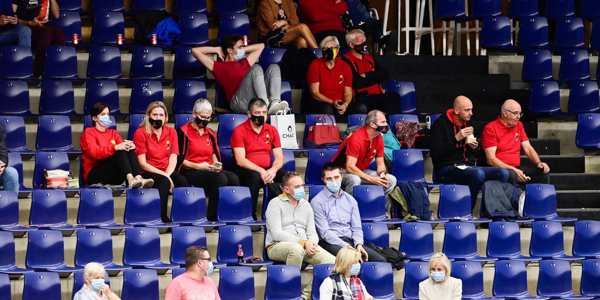 European Open d'Anvers: le public autorisé ce vendredi mais pas samedi et dimanche