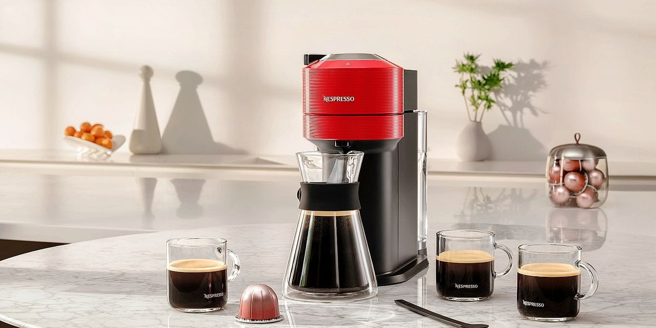 """Vertuo de Nespresso a séduit les Belges amateurs de grandes tasses de café : """"Nous avons enregistré une croissance organique de 17,1 %"""""""