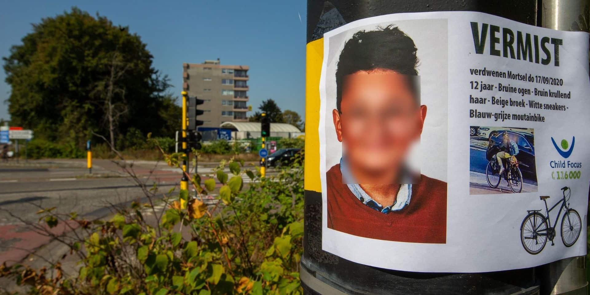 Un garçon de douze ans originaire de Mortsel porté disparu