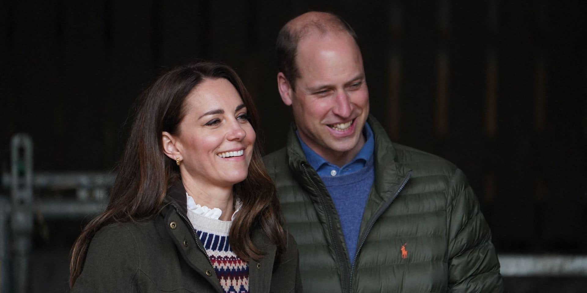 Kate et William: leur message caché derrière leur coup de com' inédit