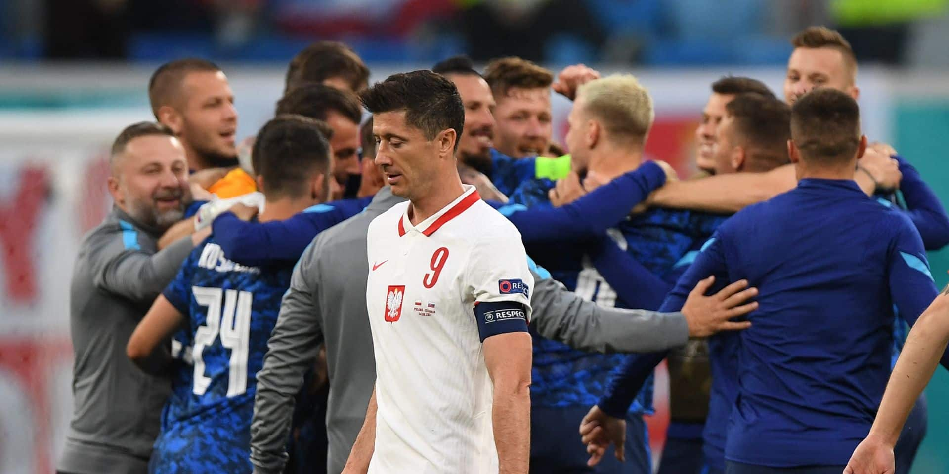 """""""Lewandowski a semblé seul à certains moments"""", regrette Paulo Sousa"""