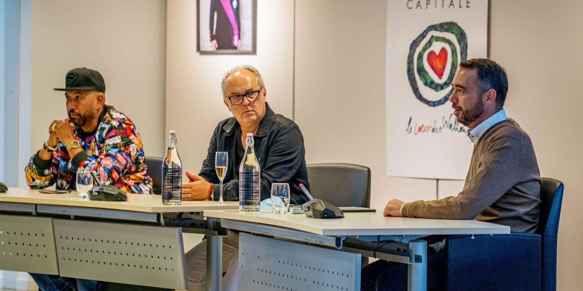 14 artistes des années 80 et 90 à la Citadelle de Namur le 25 septembre prochain