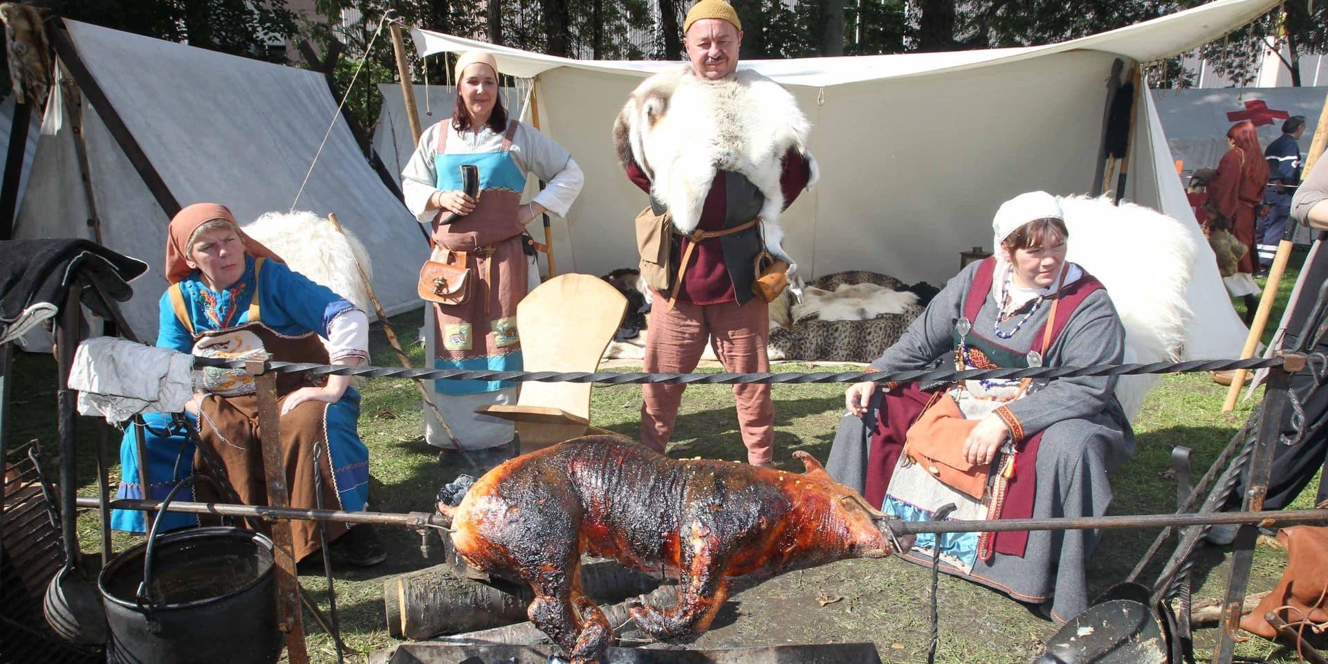 Les fêtes médiévales de Forest annulées