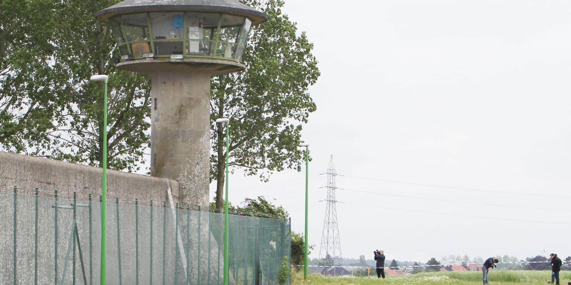 Lantin : il tente d'introduire de la drogue en prison