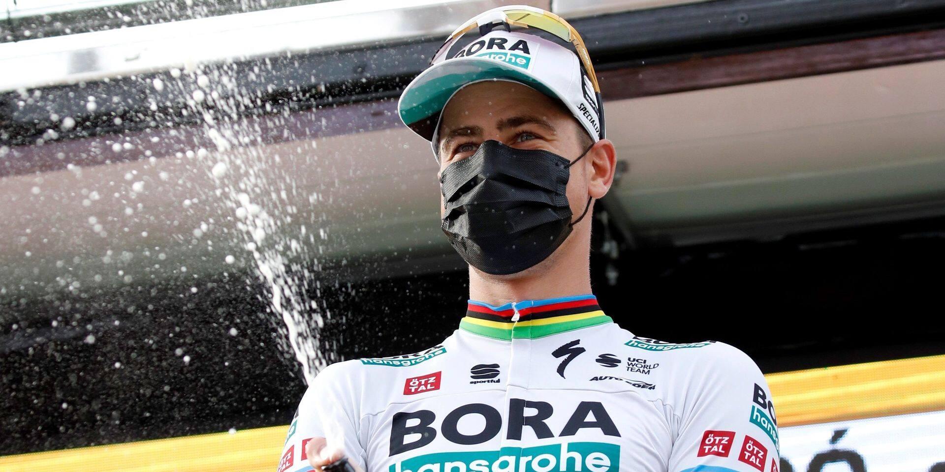 La Volta a Catalunya cycling race sixth stage?
