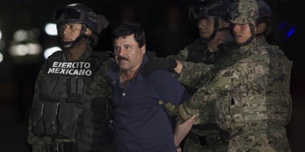 "Révélations effarantes durant le procès de ""El Chapo"", le baron de la drogue - La DH"